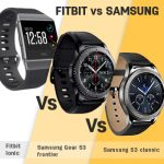 Fitbit Ionic vs Samsung Gear S3 Frontier vs Gear S3 Classic