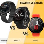 Mobvoi Ticwatch 2 vs Xiaomi Huami Amazfit Pace 2 (Stratos) vs Amazfit Pace