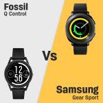 Fossil Q Control Sports vs Samsung Gear Sport