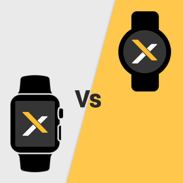 Android Wear OS vs Tizen OS for Wearable vs Apple watchOS