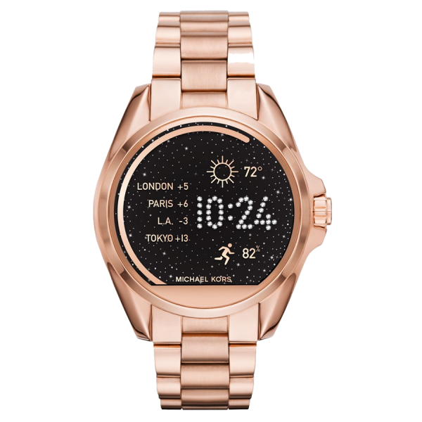 Michael Kors Access Bradshaw Full Watch Specifications